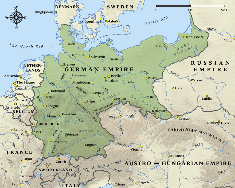 why did germany unify under prussia Otto von bismarck was the prussian chancellor his main goal was to further strengthen the position of prussia in europe bismarck had a number of primary aims: to unify the north german states under prussian control to weaken prussia's main rival, austria, by removing it from the german federation.